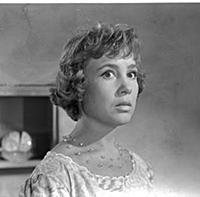 Кадр из фильма «Павлуха», (1962). На фото: Надежда