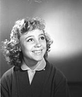 Российская актриса Надежда Румянцева.