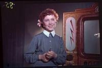 Кадр из фильма «Весенние голоса», (1955). На фото: