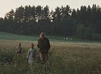 Кадр из фильма «Зеркало», (1974). На фото: Мария Т