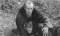 Кадр из фильма «Андрей Рублев», (1966-1969). На фо