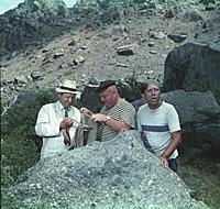 Кадр из фильма «Кавказская пленница». На фото: Гео