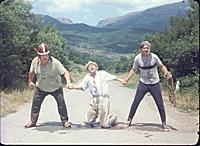 Кадр из фильма «Кавказская пленница». На фото: Евг