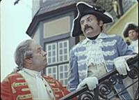 Кадр из фильма «Тот самый Мюнхгаузен», (1979). На
