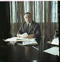 Кадр из фильма «Чичерин», (1986). На фото: Леонид