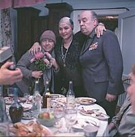 Кадр из фильма «Небеса обетованные», (1991). На фо