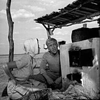 Кадр из фильма «Стряпуха», (1965). На фото: Владим