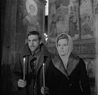 Кадр из фильма «Служили два товарища», (1968). На