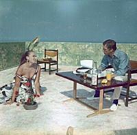 Кадр из фильма «Четвертый», (1972). На фото: Влади