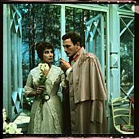Кадр из фильма «Анна Каренина», (1967). На фото: В