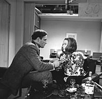 Кадр из фильма «Пятьдесят на пятьдесят», (1972). Н