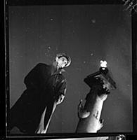 Кадр из фильма «Коллеги», (1962). На фото: Василий