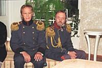 Кадр из фильма «Незримый путешественник», (1998).