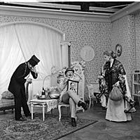Кадр из фильма «Семейное счастье», (1969). На фото