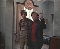 Кадр из фильма «Повторная свадьба», (1975). На фот