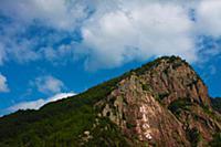 Храм Гуокин, Провинция Жежьянг, Китай. 7 августа 2
