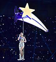 Шоу Кэти Перри на Super Bowl 2015