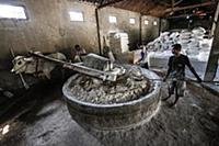 Фабрика по производству лапши в Индонезии