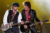 Hollywood Vampires на фестивале Rock in Rio
