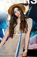Musician/model Kemp Muhl attends the New York prem