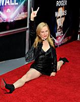 Dancer Dee Dee Luxe attends the New York premiere