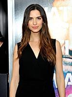 Model Natalia Beber attends the New York premiere