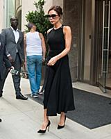 Victoria Beckham out and about in New York City (P