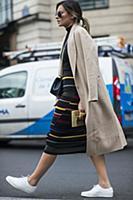 Неделя моды в Париже. Стритстайл