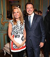 Ambassador Jane Hartley, Michael Clinton - 10/6/20