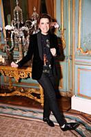 Francoise Marie Santucci - 10/6/2015 - New York ,