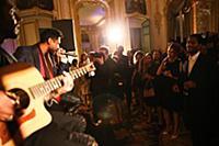 Miguel - 10/6/2015 - New York , New York - ELLE US