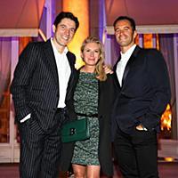 Frederic de Narp, Anne Marie Gaultier, Justin Tarq