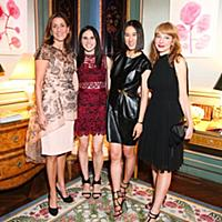 Blair Schlumbom, Haley Katz, Eva Chen, April Long