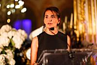Constance Benque - 10/6/2015 - New York , New York