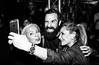 Sonya Molodetskaya, Adam Katz Sinding, Brenda Dara