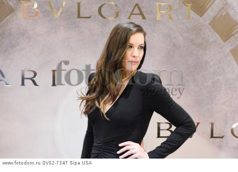 Liv Tyler - 10/14/2015 - New York, New York - BVLGARI & ROME: ETERNAL INSPIRATION held at BVLGARI, NYC. (Photo by Neil Rasmus/BFA) *** Please Use Credit from Credit Field ***