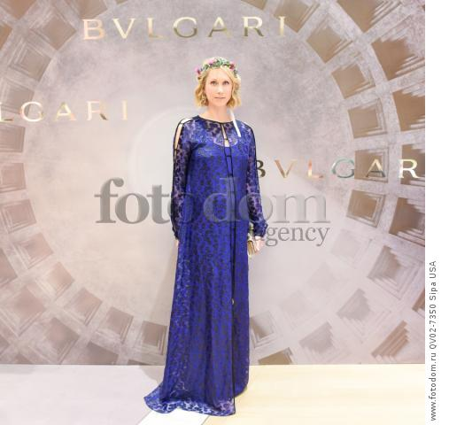 Indre Rockefeller - 10/14/2015 - New York, New York - BVLGARI & ROME: ETERNAL INSPIRATION held at BVLGARI, NYC. (Photo by Neil Rasmus/BFA) *** Please Use Credit from Credit Field ***