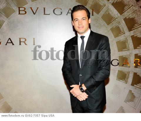Daniel Paltridge - 10/14/2015 - ,  - BVLGARI & ROME: ETERNAL INSPIRATION held at . (Photo by Leandro Justen/BFA) *** Please Use Credit from Credit Field ***