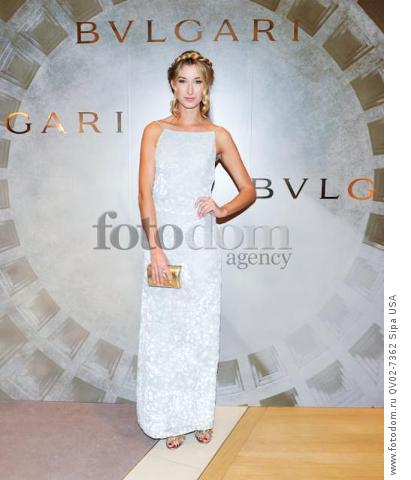 Lauren Remington Platt - 10/14/2015 - ,  - BVLGARI & ROME: ETERNAL INSPIRATION held at . (Photo by Leandro Justen/BFA) *** Please Use Credit from Credit Field ***