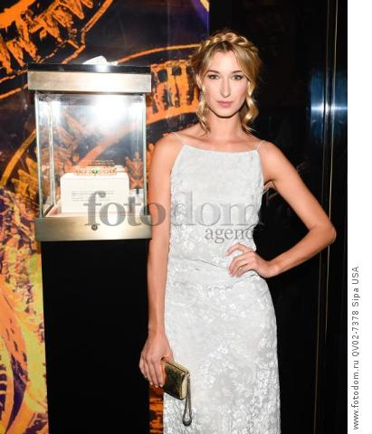 Lauren Remington Platt - 10/14/2015 - New York, New York - BVLGARI & ROME: ETERNAL INSPIRATION held at BVLGARI, NYC. (Photo by Neil Rasmus/BFA) *** Please Use Credit from Credit Field ***