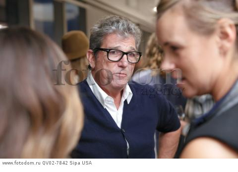 Andrew Rosen - 10/13/2015 - New York, New York - CFDA x VOGUE: FASHION FUND DESIGN CHALLENGE COCKTAIL held at One World Trade Center, NYC. (Photo by Matteo Prandoni/BFA) *** Please Use Credit from Credit Field ***