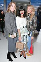 Brett Heyman, Athena Calderone, Jennifer Fisher -