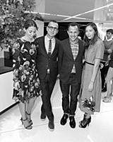 Sophie Marx, Steven Kolb, Marc Karimzadeh, Leigh K