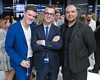 Bradley Schmidt, Steven Kolb, Raul Arevalo - 10/13