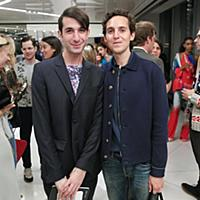 Edward Barsamian, Alex Orley - 10/13/2015 - New Yo