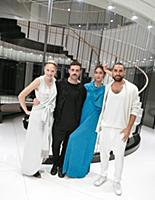 Gigi Burris, John Targon, Scott Studenberg - 10/13