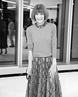 Anna Wintour - 10/13/2015 - New York, New York - C