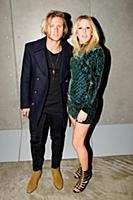 Ellie Goulding, Dougie Poynter - 10/20/2015 - New
