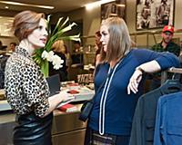 Liz Goldwyn, Erin Farr - 10/21/2015 - Los Angeles,