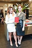 Xixi Yang, Liz Goldwyn - 10/21/2015 - Los Angeles,